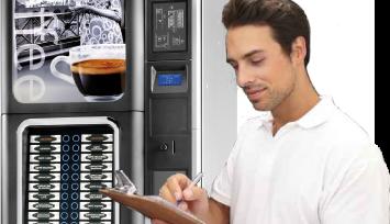 distributeur automatique de qualité