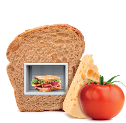 distributeur automatique de sandwiches