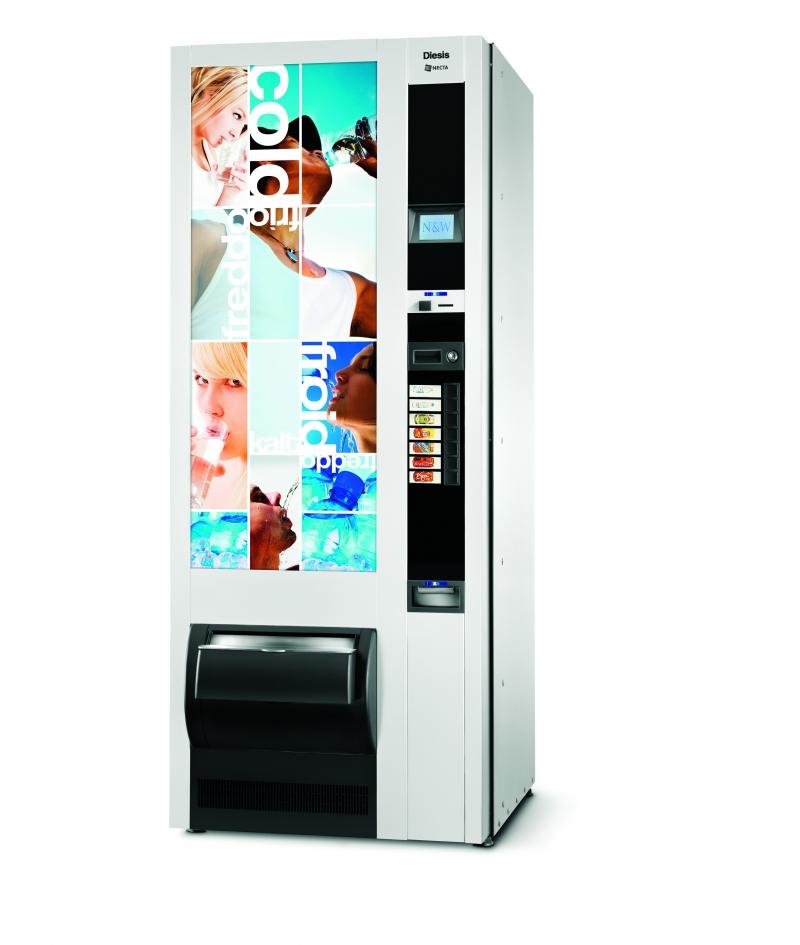 Distributeur automatique de boissons fraiches