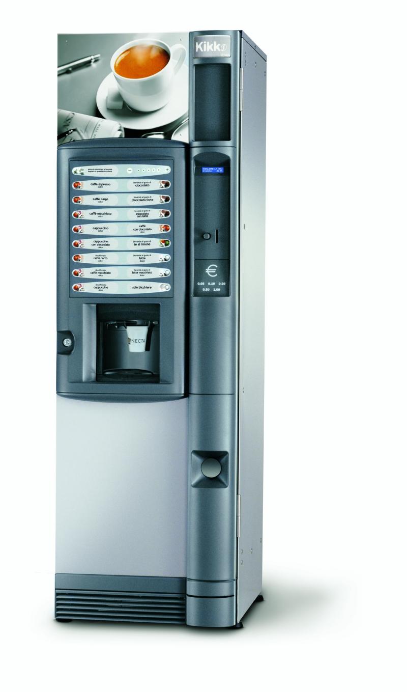 Distributeur automatique de soupes