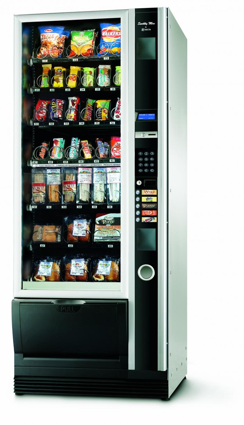 Distributeur automatique de produits frais